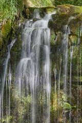 Fototapeta Wodospad Sgwd yr Eira waterfall, Brecon Beacons National Park, Wales