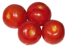 4 Freshly Picked Tomatoes