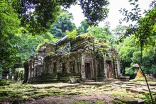 Vat Phou Is A Ruined Khmer Hin...