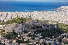 Athens, Greece. Athens Acropol...