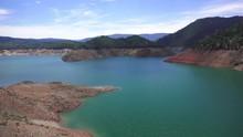 California Drought, Lake Orovi...