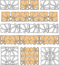 Vector Decorative Elements In ...