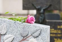 Churchyard, Friedhof, Grab, Al...