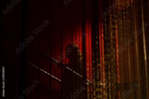 Spoed Foto op Canvas Muziekwinkel Mister d'Orsay