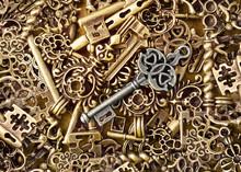 Viele Schlüssel
