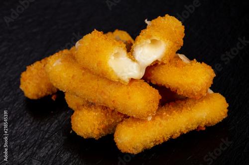 Fototapeta Hot cheese sticks obraz