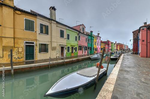 Fotografie, Obraz  Burano - Venice, Italy