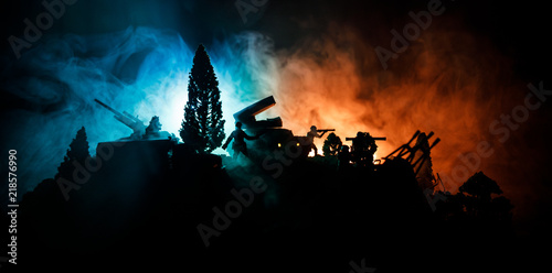 Photo  War Concept