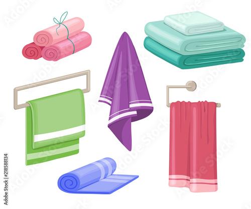 Valokuva Household towels