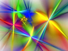 Celebration Colors Fractal