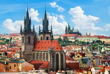 Cathedrals Of Prague