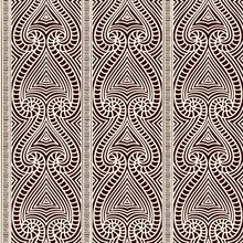 Maori Tribal Pattern Vector Seamless. African Fabric Print. Polynesian Aboriginal Art. Ethnic Black White Background For Boho Textile Blanket, Wallpaper, Wrapping Paper And Backdrop Template.