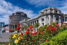 Wellington New Zealand Parliam...