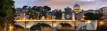 Roma City By Night