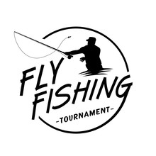 Fly Fishing Tournament. Vector...