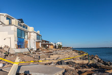 Sandy Hurricane Damage In New ...