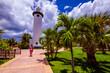 Punta Higuero Light lighthouse in rincon puerto rico
