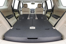 Folding Seats And A Cargo Spac...