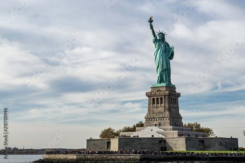 Fotografie, Obraz  Statue of Liberty in NYC