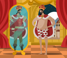Emperor New Invisible Clothes