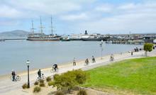 San Francisco Waterfront Bike ...