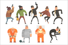 Criminals And Convicts Funny C...
