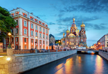 St. Petersburg - Church Of The...