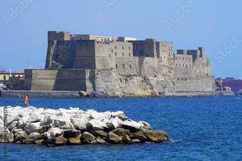 Keuken foto achterwand Napels lungomare di Napoli