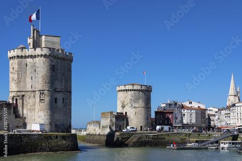 Foto op Canvas Australië La Rochelle - Poitou-Charentes region of France