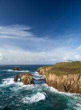 Brisk Wind, Lands End, Cornwall
