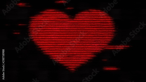 Hearth ascii ASCII