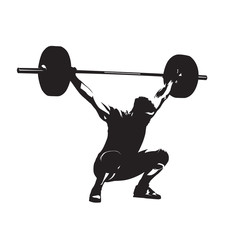 Weightlifting. Weight lifte...