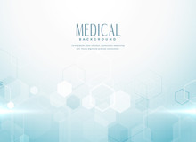 Abstract Medical Science Background Concept