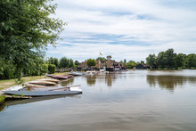 Thorpeness Meare In England