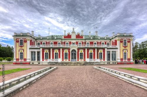 Fotografía  Kadriorg palace and garden, Tallinn, Estonia