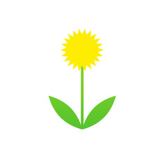 Lawn Weed Icon