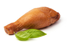 Smoked Chicken Drumstick With ...