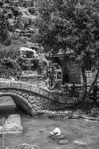Photo  stone, ancient, ruins, rock, architecture, landscape, travel, old, nature, touri