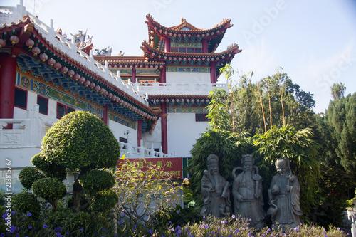Photo Detail vom Chinesischen Tempel Kuala Lumpur