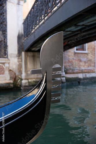 Foto op Plexiglas Venetie Historic canal in Venice