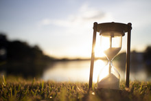 Hourglass In The Dawn Time