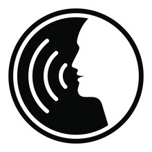 Icon Voice Command With Sound ...