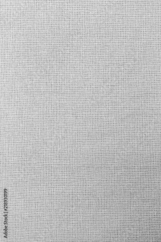 Tuinposter Stof black and white fabric texture