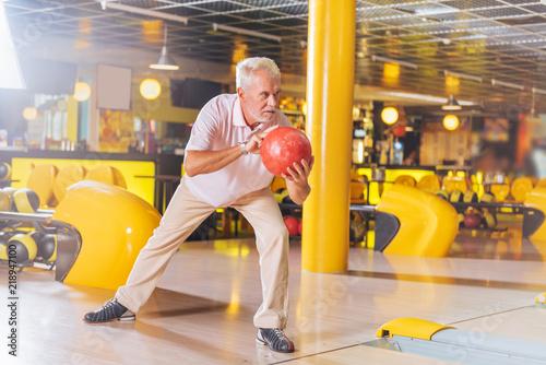 Fotografía  Bowling game