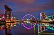 Leinwandbild Motiv Clyde Arch, Glasgow