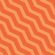 Seamless Diagonal Zigzag Pattern - Bright Linear Background. Colored Trendy Texture