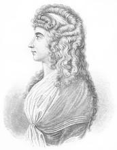 Charlotte Von Stein, Ca. 1790