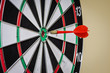 Dart game with arrows