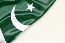 Flag Pakistan With A Place For...