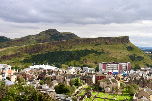 Arthur´s Seat, Edinburgh Wallpaper Mural